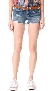 Blank Denim Box Fresh Cutoff Shorts