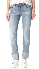 Blank Denim Lost & Found Cuffed Jeans