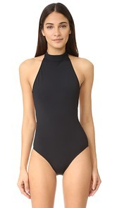 Beth Richards Monroe High Neck One Piece