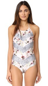 Beach Riot Amalfi Collection Jessica Swimsuit