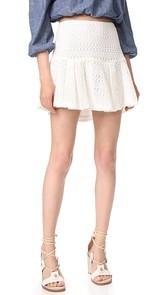 Derek Lam 10 Crosby Flared Skirt