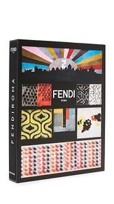 Books with Style Fendi Roma