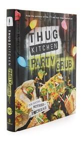 Books with Style Thug Kitchen: Party Grub