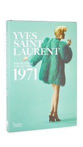 Books with Style Yves Saint Laurent: The Scandal Collection