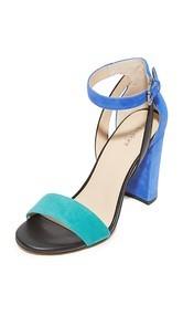 Botkier Gianna Colorblock Sandals