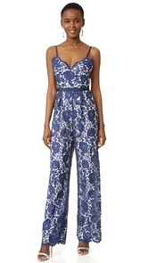 Catherine Deane Hope Lace Jumpsuit