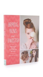 Books with Style Braids, Buns and Twists!