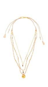 Chan Luu Multi Strand Necklace