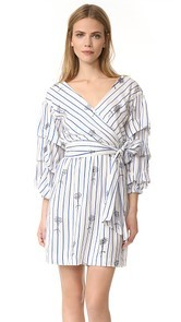 Club Monaco Rowlen Dress