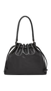 Clare V. Henri Drawstring Bag