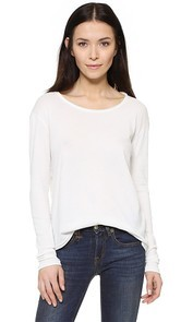Cotton Citizen The Marbella Long Sleeve Tee