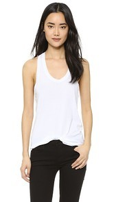 Cotton Citizen The Mykonos Racer Tank
