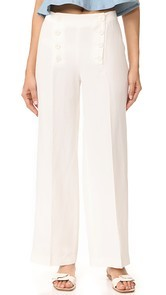 cupcakes and cashmere Cecil Wide Leg Pants