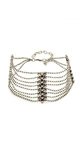 DANNIJO Tempest Choker Necklace