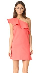 cupcakes and cashmere Tex Waffle Dress