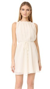 cupcakes and cashmere Zooey Trapeze Dress
