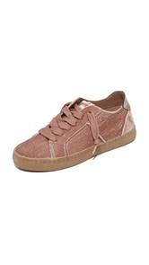 Dolce Vita Zalen Velvet Sneakers