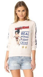 ElevenParis Wonder Woman Sweashirt