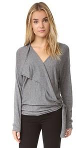 Ella Moss Brenna Wrap Sweater