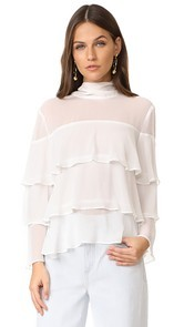 endless rose High Neck Top