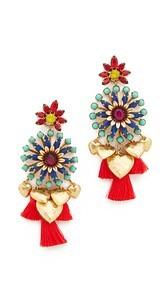 Elizabeth Cole Kela Earrings
