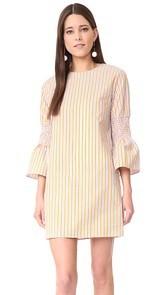 ENGLISH FACTORY Stripe Dress