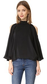 Emerson Thorpe Mali Silk Top