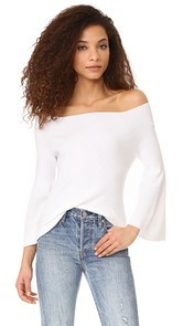 525 America Tulip Sleeve Top