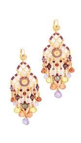 GAS Bijoux Small Reine Earrings
