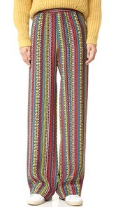 Holly Fulton Striped Trousers