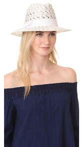 Hat Attack Lacy Fedora Hat