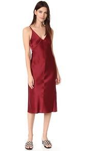 Helmut Lang Deconstructed Slip Dress