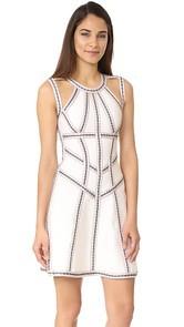 Herve Leger Sleeveless Dress