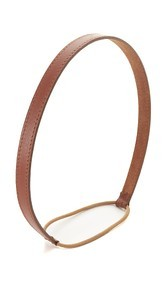 Jennifer Behr Thin Leather Headband