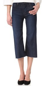 James Jeans High Rise Frayed Hem Carlotta Jeans
