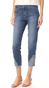 Joes Jeans Smith Crop Straight Jeans
