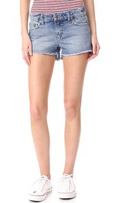 Joes Jeans High Low Shorts