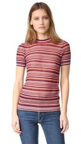 Jill Stuart Henriette Striped Knit