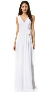 Joanna August Newbury Cap Sleeve Dress