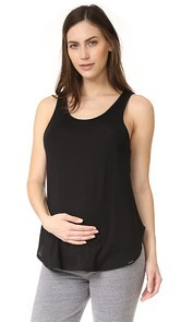 KORAL ACTIVEWEAR Impulse Maternity Tank