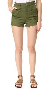 Knot Sisters Utility Shorts