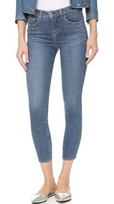 LAGENCE Margot High Rise Jeans