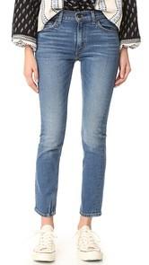 Levis 505 C Cropped Slim Straight Jeans Levis®