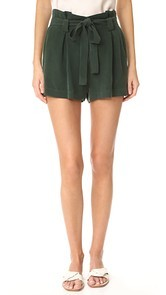 LAGENCE Alex Paper Bag Shorts