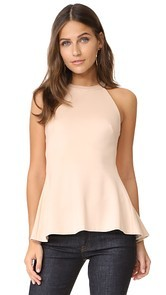 LAGENCE Batista Sleeveless Top