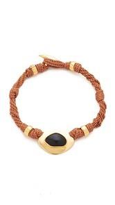 Lizzie Fortunato Agate Treasure Necklace