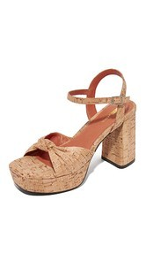 Matiko Corkie Platform Sandal
