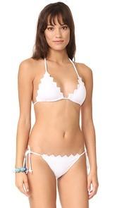 Marysia Swim Broadway Honolulu Bikini Top