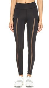 MICHI Borderline Pocket Leggings