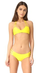 MIKOH Banyans String Racerback Top
